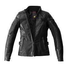 mystic las leather jacket