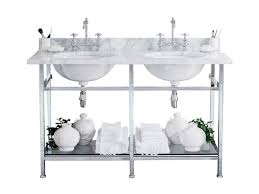 Image Netinvest Archiproducts Double Console Sink Celine By Gentry Home