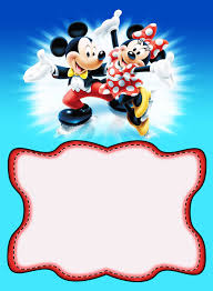 mickey and minnie invitation templates free printable minnie mouse invitation templates part 3