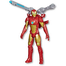106 отметок «нравится», 1 комментариев — fly guy (@flyguytoys) в instagram: Marvel Avengers Iron Man 12 Action Figure With Launcher Big W