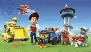 wallpapers of paw patrol 1500x857 px