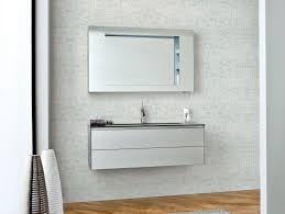 Bathroom Sink Cabinet Design For Bathroom Using Grey Wall Mounted