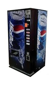 Energy Drink Vending Machine Inspiration Dixie Narco Model 48 Vending Machine