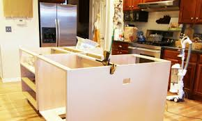 installing ikea kitchen cabinets