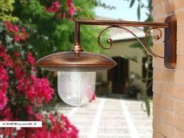Lanterne Per Esterni Da Giardino : Lanterna da esterno in ferro battuto le risare