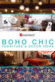 Boho Eclectic Decor Boho Chic Furniture Decor Ideas Youll Love Overstockcom