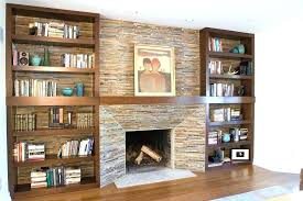 built in shelves around fireplace built in bookshelves fireplace delectable built in bookshelves with fireplace with