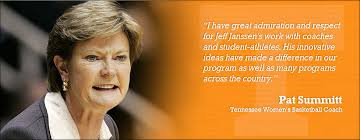 Pat Summitt Quotes Custom Pat Summitt's Quotes Famous And Not Much Sualci Quotes