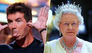 simon cowell snubbed by the queen on