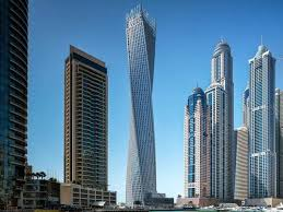 great architecture buildings. Architecture Residential High Rise Popular Choice Cayan Tower Top Archite Buildings In The World Great