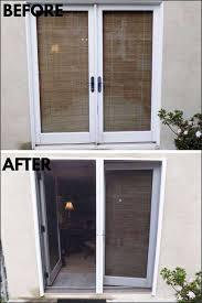 20 luxury wooden storm doors with glass