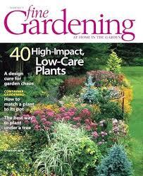 fine gardening magazine. Exellent Gardening Fine Gardening Magazine Magazine And A