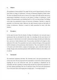 sample article critique apa format brilliant ideas of sample journal article critique in apa format
