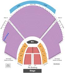 Cadence Bank Amphitheatre Chastain Park Seating Chart Atlanta