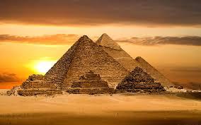пирамиды Египетские пирамиды