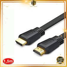 Cáp HDMI 2.0 dẹt Ugreen 50819 dài 1.5m độ phân giải 4K giá rẻ tại Hà Nội