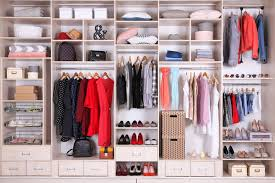 below is an example of squeezing in some shoe shelves within the massive organization system see more closet systems here