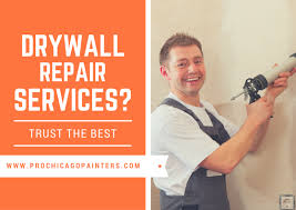 drywall installation repair services