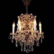 timothy oulton crystal small chandelier antique rust lighting accessories