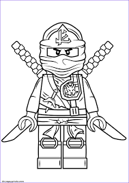 Phenomenal The Lego Ninjago Movie Coloring Pages – Axialentertainment