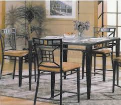 way piece kitchen dining set glass metal table and seater amazing top chairs small oval ikea
