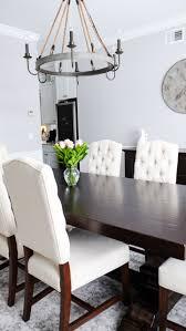 dining room style idea pottery barn napa wine barrel chandelier