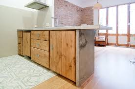 concrete and wood furniture. WOOD \u0026 CONCRETE KITCHEN Concrete And Wood Furniture