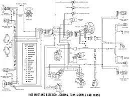 turn signal wiring diagram for 1966 mustang wiring diagram 1967 mustang ignition wiring diagram at 1967 Mustang Wiring Diagram Free