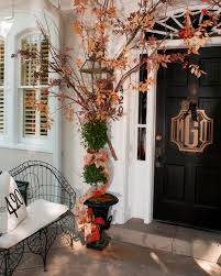 front door monogramGet Personal This Fall  Nell Hills