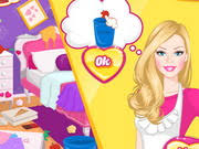 barbie house makeover play the girl game online