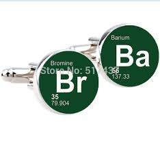 Ba Quote Classy 48Pair Breaking Bad Cufflinks Silver Plated Br Ba Cuff Links