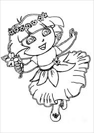 19 Dora Coloring Pages Pdf Png Jpeg Eps Free Premium Templates