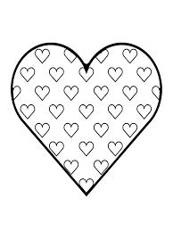 18 Mooie Liefdes Kleurplaten