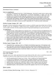 Program Manager Resume Stunning 016 Program M Stunning Sample Program Manager Resume Sample Resume