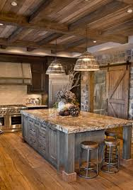 Rustic Kitchen Rustic Kitchen Designs Discover Trends In Stone And Wood
