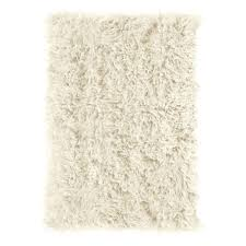 this review is from premium flokati white 5 ft x 7 ft area rug