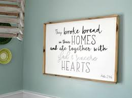 Picture Frames With Quotes Impressive How To Make A Wood Sign With A Custom Quote And Wood Frame Refresh