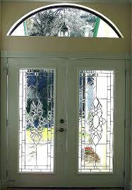 front door inserts front door window