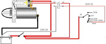 starter motor relay wiring diagram boulderrail org Starter Motor Relay Wiring Diagram diagram me06 also starter motor relay wiring Ford Starter Relay Wiring Diagram