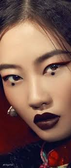 geisha makeupbee