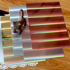 <b>32 Sheets</b>/Pack A4 Holographic Card Scrapbooking Kits <b>DIY</b> ...