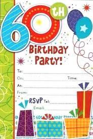 invitation party templates unique invitation templates for 60th birthday party and birthday