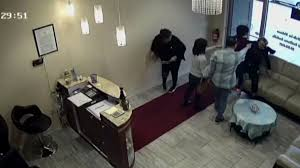 fight at rocky river nail salon caught