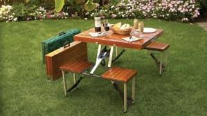 collapsible picnic tables can suffer from a number of shortcomings u2013 too small flimsy and ill suited to sitting down at enjoy meal in comfort collapsible table i11