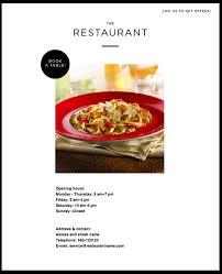 restaurant menu design app restaurant app on your facebook page decor facebook app