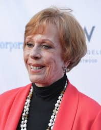 carol burnett short hairstyles for women over 70