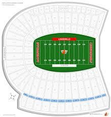 Louisville Football Club Seating At Cardinal Stadium