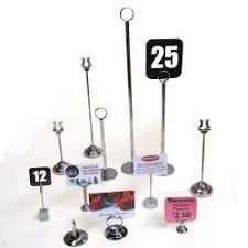 Small Table Display Stands
