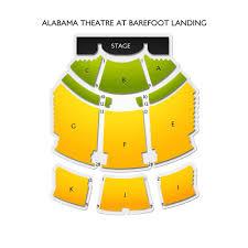 Alabama Theater Seating Chart Seating Chart Alabama Theatre At Barefoot Landing Vivid
