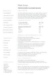 Sample Resume For Administrative Officer Best Of Administrative Manager Resume Associate Administrative Assistant